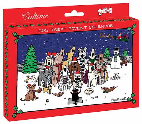 Off The Leash, Dog Treat Advent Calendar