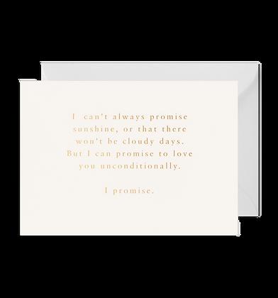 LAGOM I Promise...