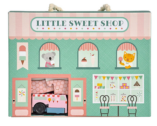 Wind upandgo Playset - Little Sweet Shop