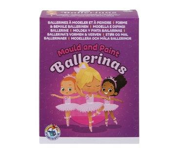 Funtastix Mould & Paint Ballerinas