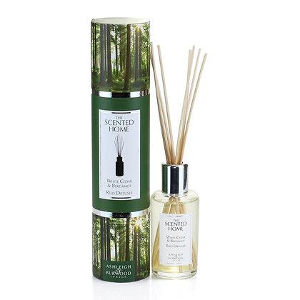 A & B Reed Diffuser White Cedar and Bergamot