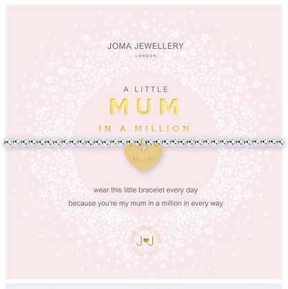 Mum In A Million bracelet
