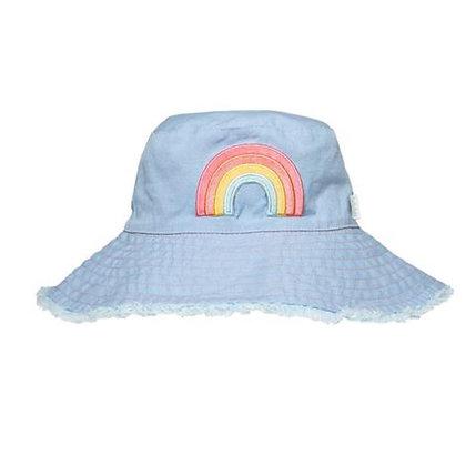 ROCKAHULA Rainbow Bright Hat (3-6 Years)