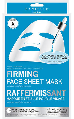 DANIELLE Firming Face Sheet Mask