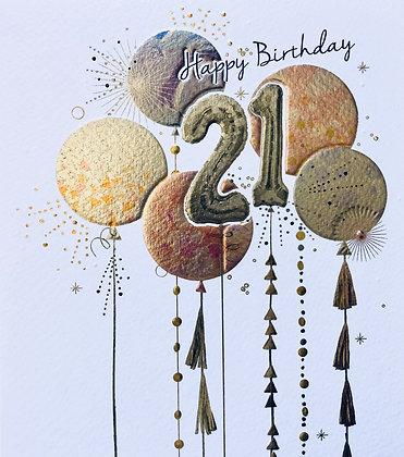 PAPERLINK 21 Happy Birthday