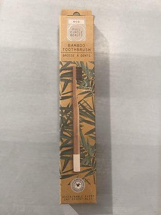 Full Circle Bamboo Toothbrush