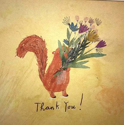 Thank You Cards & Envelopes