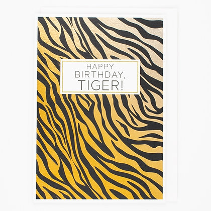 THINK OF ME - Roam - Happy Birthday Tiger