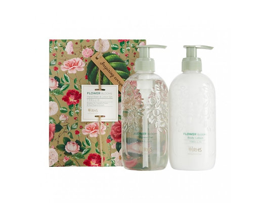 RHS Trellis Hand Wash and Lotion Duo