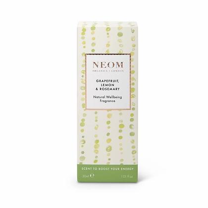 NEOM  Grapefruit, Lemon & Rosemary Wellbeing Fragrance
