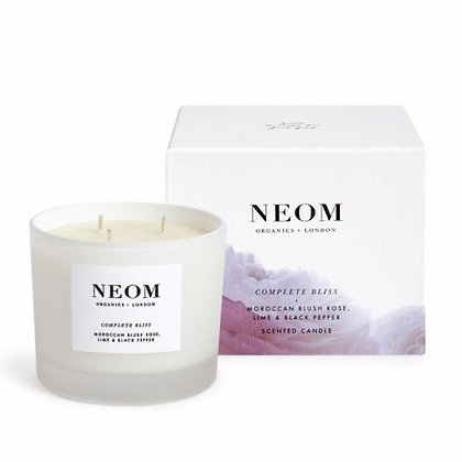 NEOM Complete Bliss 3-Wick Candle
