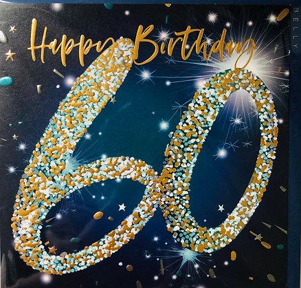 BELLY BUTTON 60th Birthday
