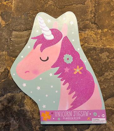 FLOSS & ROCK Unicorn Jigsaw