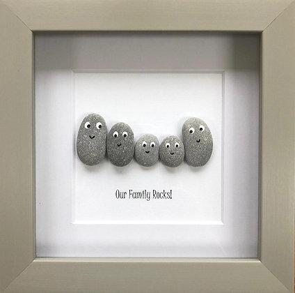 Our Family Rocks 3 Children