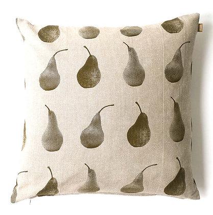 Pear Cushion KHAKI