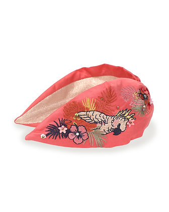POWDER Cockatoo Headband in Pink