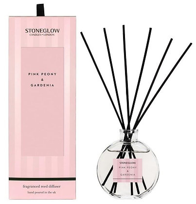 STONEGLOW Pink Peony & Gardenia Diffuser
