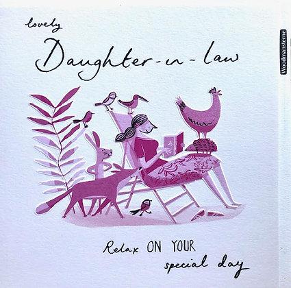 WOODMANSTERNE - Daughter-in-Law