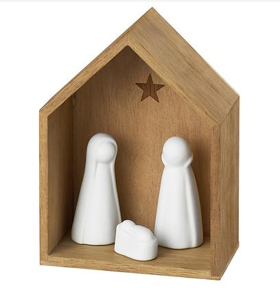 Little Nativity set