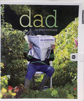 WOODMANSTERNE - Dad