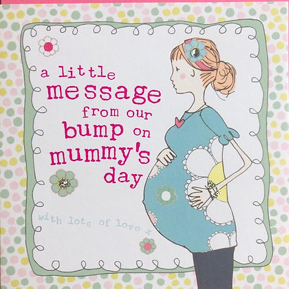 Mother's Day - From The Bump