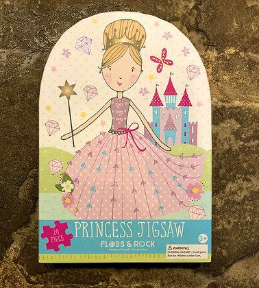 FLOSS & ROCK Princess Jigsaw
