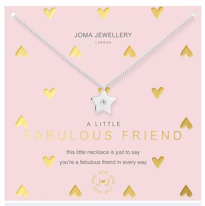 Fabulous Friend Necklace