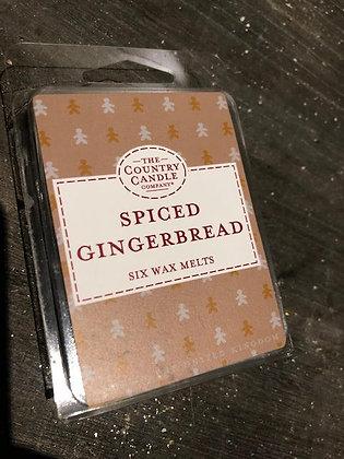 Wax Melts - Spiced Gingerbread