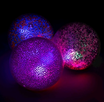 10CM AIRBALL WITH LIGHT