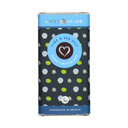 CHOC AFFAIR Lime & Sea Salt