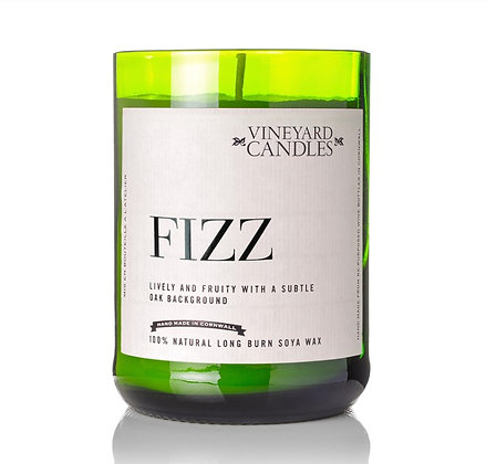 Vineyard Candles Fizz Scented Candle