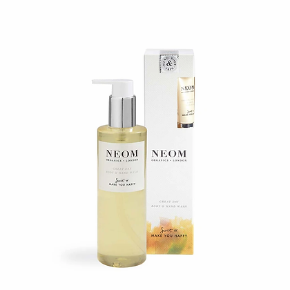 NEOM Make You Happy - Great Day Body & Hand Wash