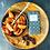 Thumbnail: CHOC AFFAIR Winter Fruits & Cinnamon Dark Chocolate Bar