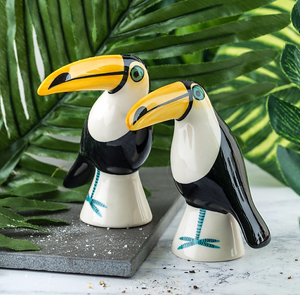Hannah Turner - Toucan Salt And Pepper