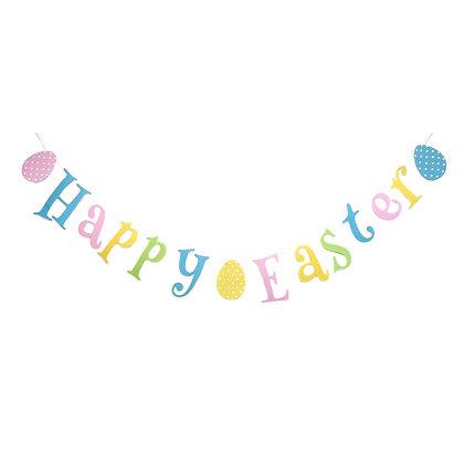 Happy Easter Felt Bunting
