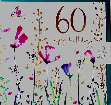 LOUISE MULGREW 60th Birthday