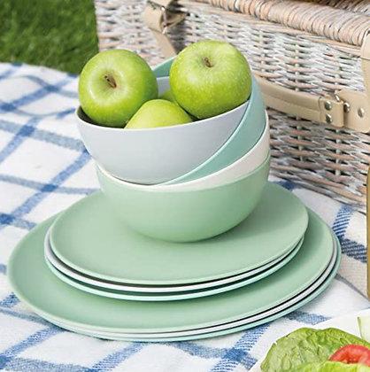 Melamine bowls Set 4