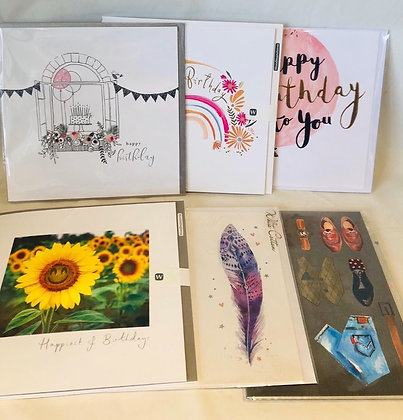 Birthday Cards Bundle