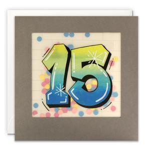 JAMES ELLIS - AGE 15