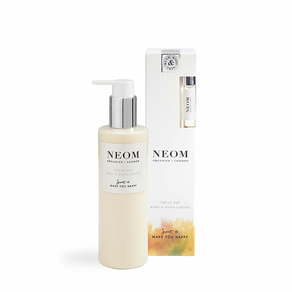 NEOM Make You Happy - Great Day Body & Hand Lotion
