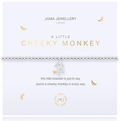 A little Cheeky Monkey Bracelet