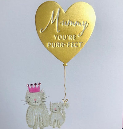 Mother's Day Card - Mummy