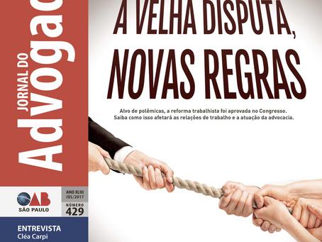 Jornal do Advogado - OAB São Paulo
