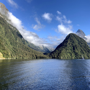 Kia Ora From New Zealand, Bo Bo, Bungee Jumping and God Bless Christ Church
