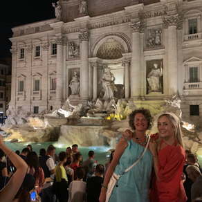 Weekend in Roma: Timely Trevi, Tivoli, and the Powerful Pantheon