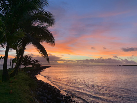 OMG Fiji, Bula Bula, Best Rainy Days Ever, and the Fiji Bo Bo special