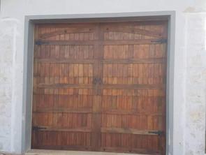 Barnstyle door