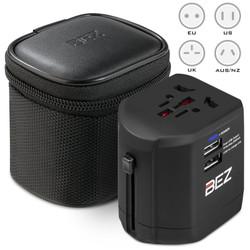 RR243 - World Travel Adapter + USB