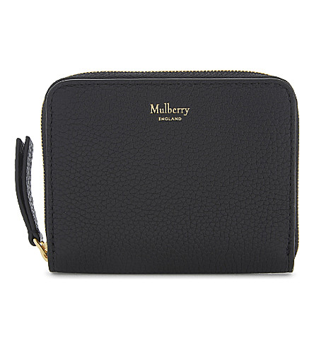 RR279 - Mulberry Small Leather Purse