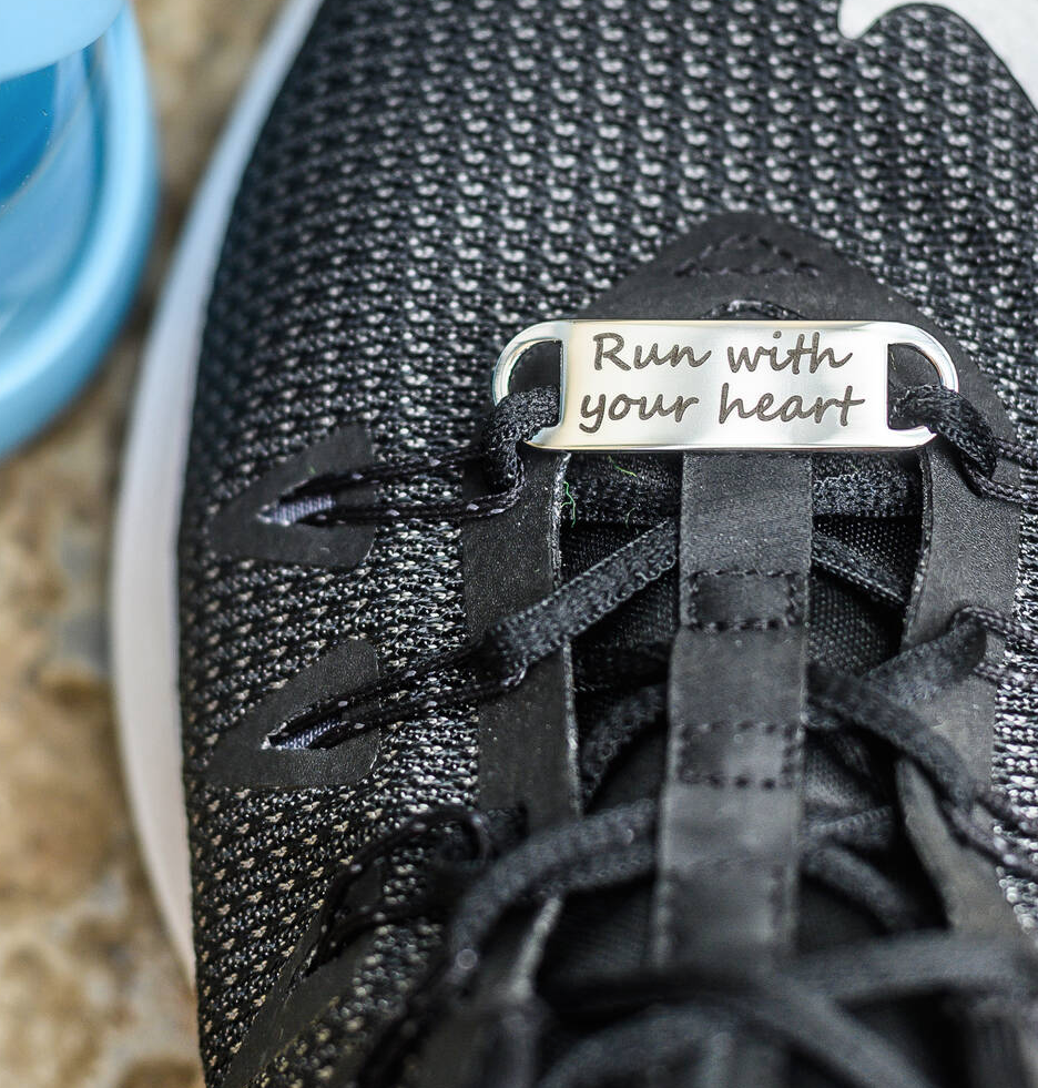 RR361 - Personalised Sport Shoe Tag